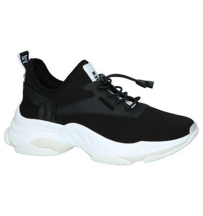 Steve Madden Match Zwarte Slip-on Sneakers in stof (252187)