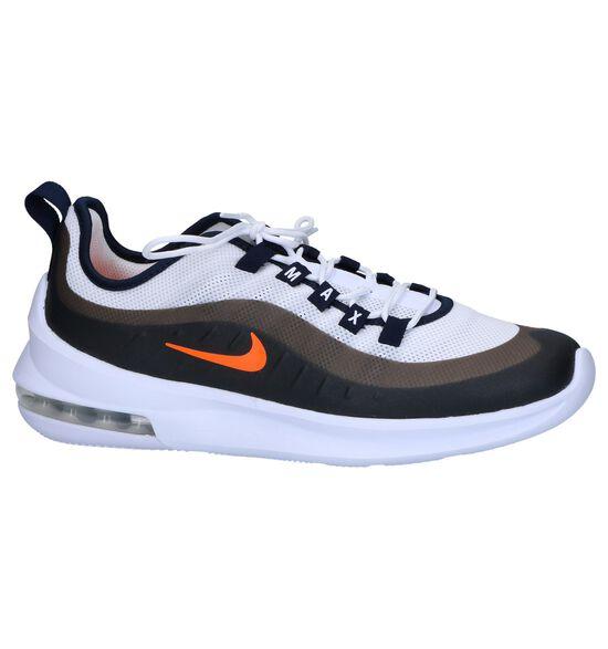 Wit/Bruine Sneakers Nike Air Max Axis