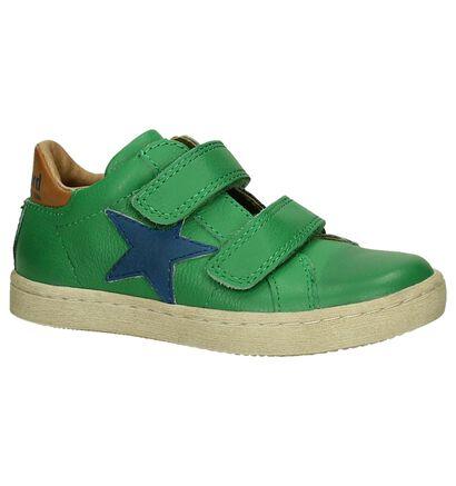Bisgaard Velcroschoenen Groen, Groen, pdp