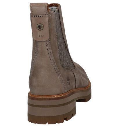 Timberland Courmayeur Bruine Boots in nubuck (255295)