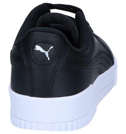 Puma Carina Sneakers Wit in leer (265515)