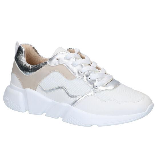 Vanessa Wu Witte Sneaker