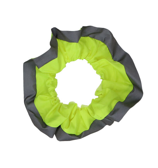 Flashion Designers Reflective Scrunchie