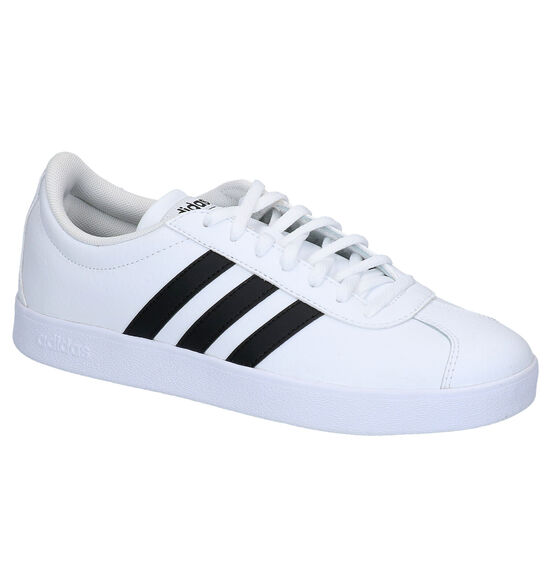 adidas VL Court Witte Sneakers