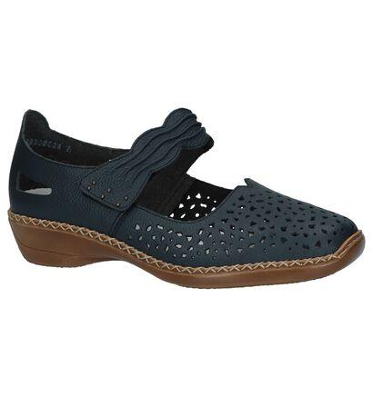 Rieker Chaussures sans lacets  (Bleu foncé), Bleu, pdp