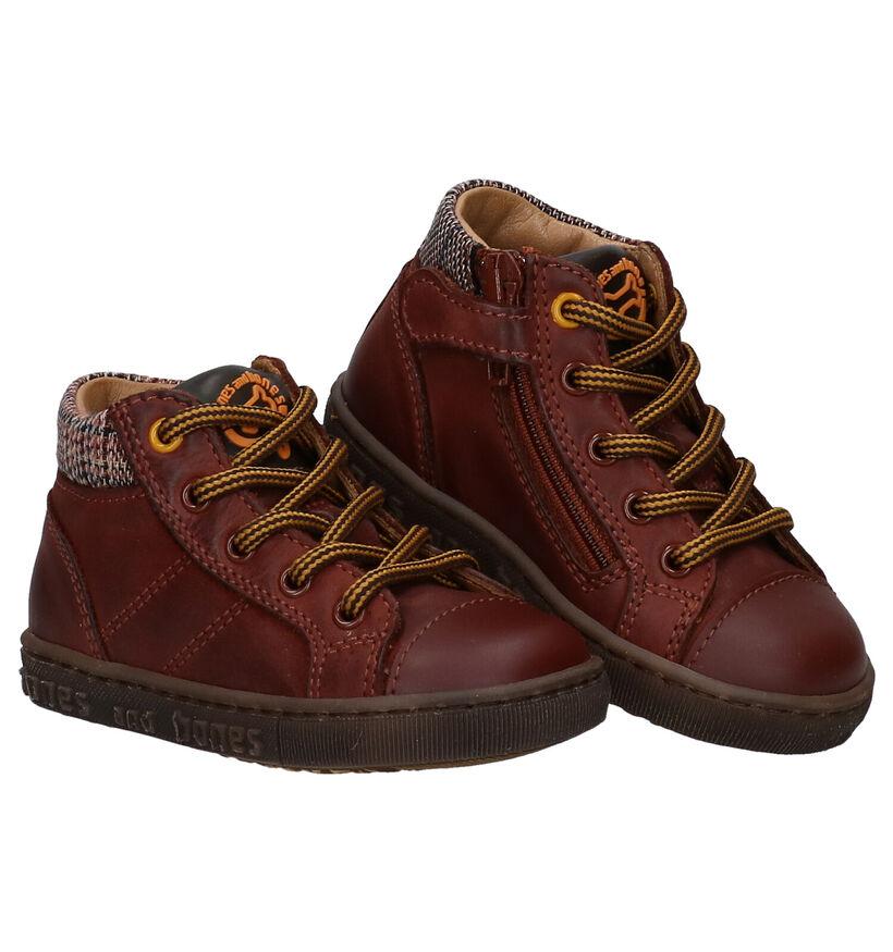 STONES and BONES Chaussures pour bébé  en Cognac en cuir (280415)