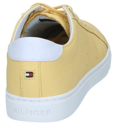 Tommy Hilfiger Baskets basses  (Bleu pastel), Jaune, pdp