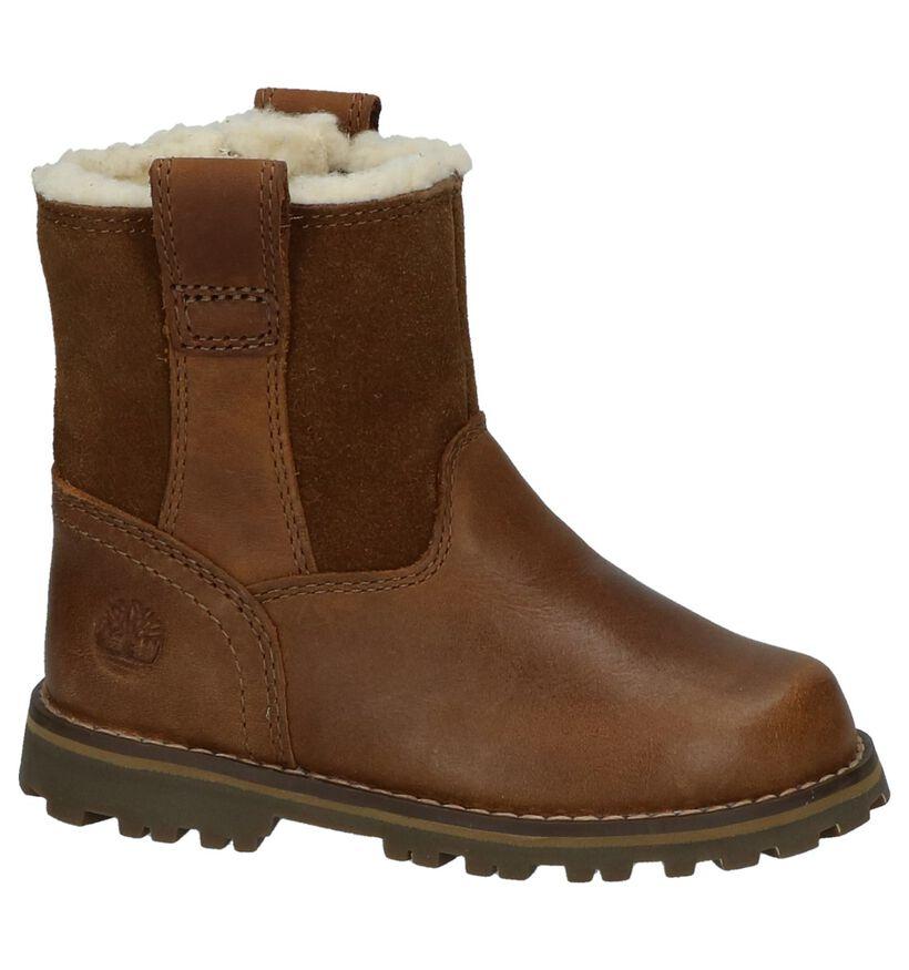 Timberland Asphalt Trail Donker Bruine Boots in leer (222342)