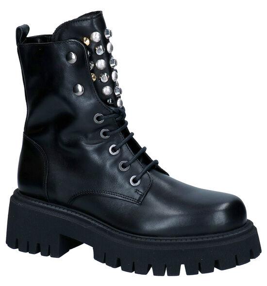 Sweet Lemon Donate Zwarte Boots