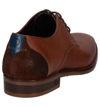 Ambiorix Danny Chaussures Habillées en Marron en cuir (263243)
