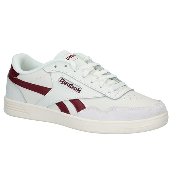 Reebok Royal Techqu Witte Sneakers