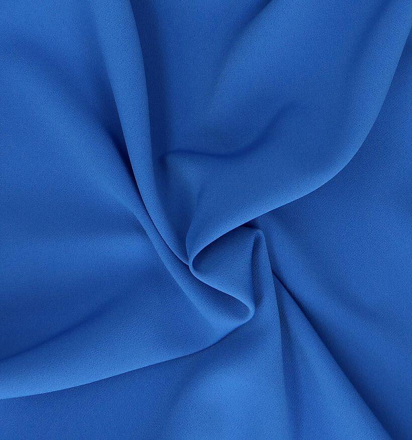 Maison Espin Robe longue en Bleu (277959)