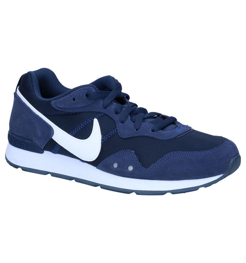 Nike Venture Runner Blauwe Sneakers in nubuck (283890)
