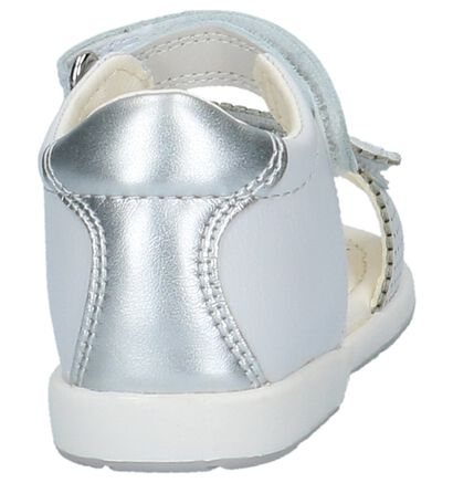 Geox Witte Babysandalen in leer (213208)