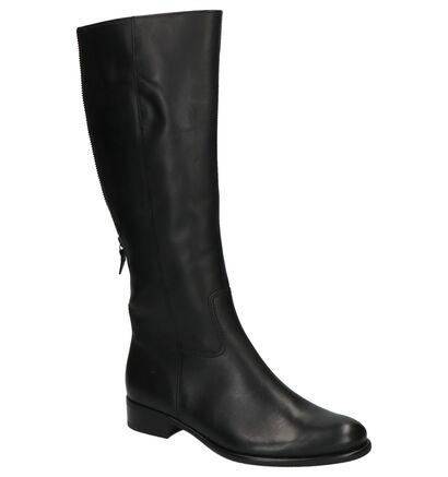 Gabor Zwarte Laarzen in leer (260255)