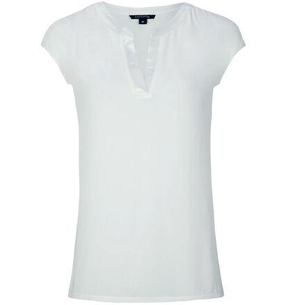 Comma T-shirt en Blanc (278142)