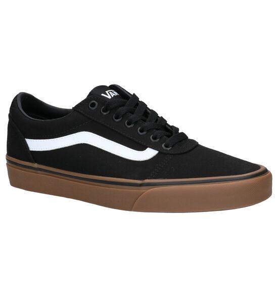 Vans Ward Sneakers Zwart