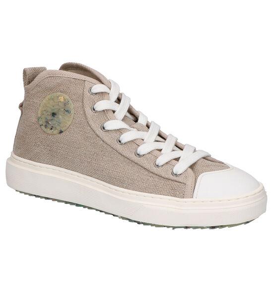 ZOURI Esox Beige Sneakers