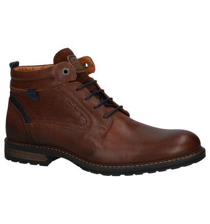 Australian Conley Bruine Boots in daim (256194)
