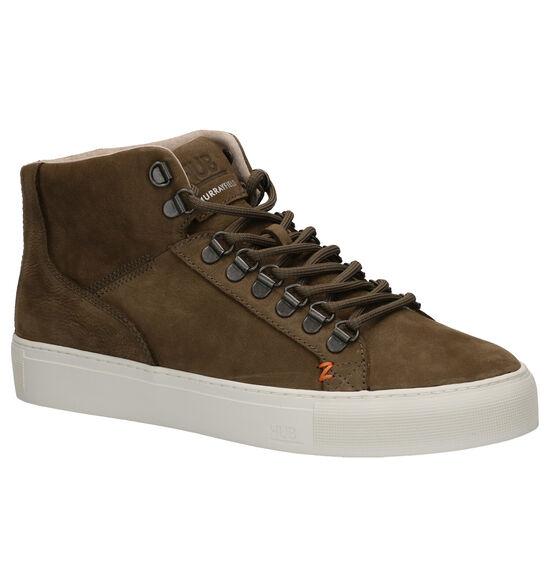 Hub Murrayfield 2.0 Kaki Sneakers