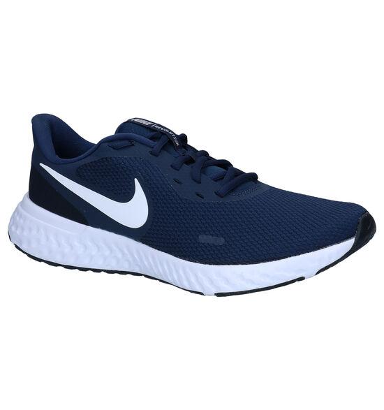 Nike Revolution 5 Baskets en Bleu