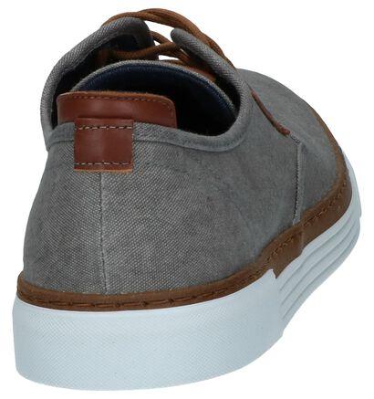 Camel Active Chaussures basses en Gris foncé en textile (271434)