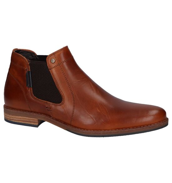 Cognac Chelsea Boots Bullboxer