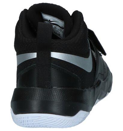 Zwarte Sneakers Nike Team Hustle, Zwart, pdp