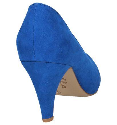 s.Oliver Escarpins classique  (Rose fuchsia), Bleu, pdp