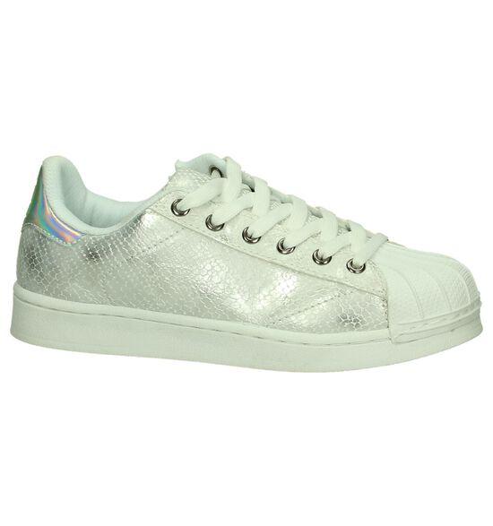 Witte Sneakers Ghost Rockers