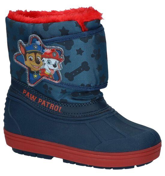Paw Patrol Bottes de neige en Bleu foncé