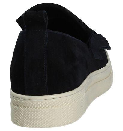 Louisa Chaussures sans lacets  (Bleu foncé), Bleu, pdp