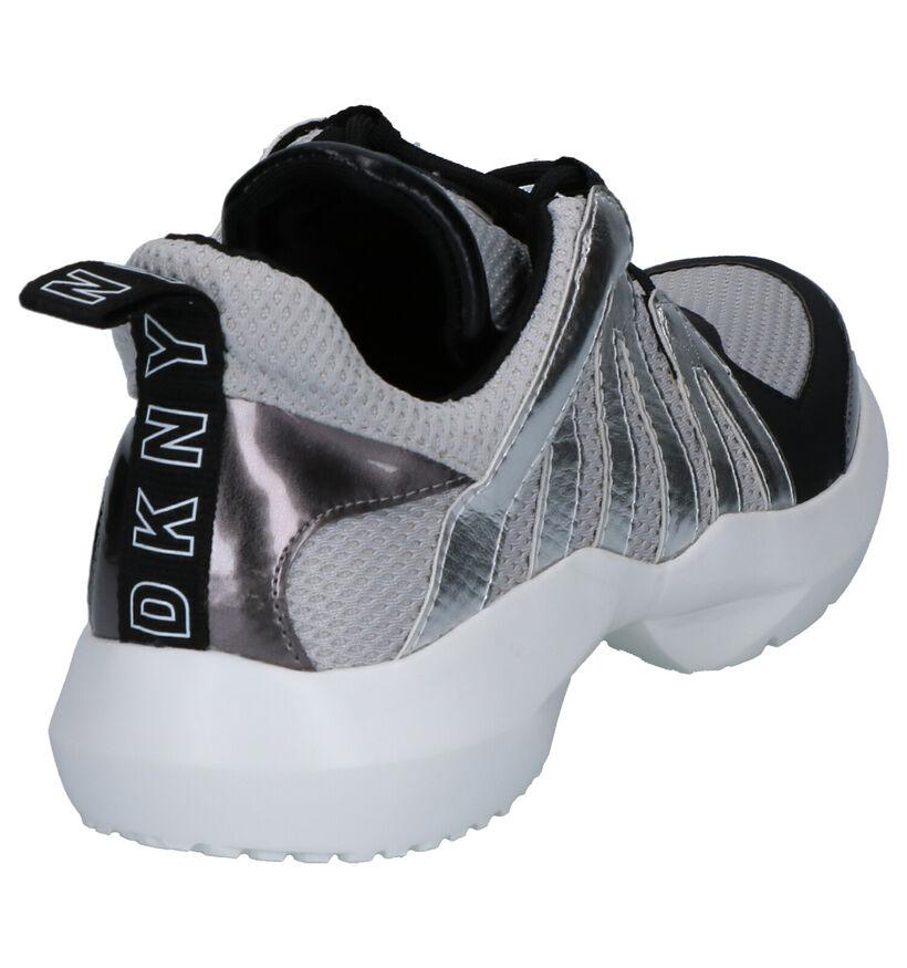 DKNY Lacey Multicolor Sneakers in kunstleer (253716)