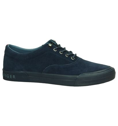 Blauwe Sneakers Tommy Hilfiger Yarmouth in daim (198860)