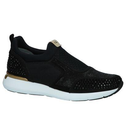 Zwarte Sneakers NeroGiardini in stof (226553)