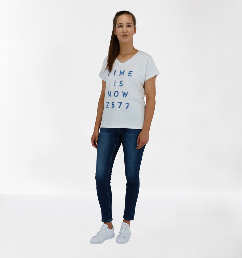Zoso Fara Blauwe Slim Fit Jeans (277171)