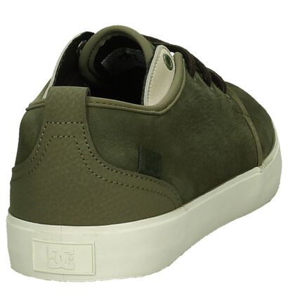 DC Shoes Baskets basses  (Vert kaki), Vert, pdp