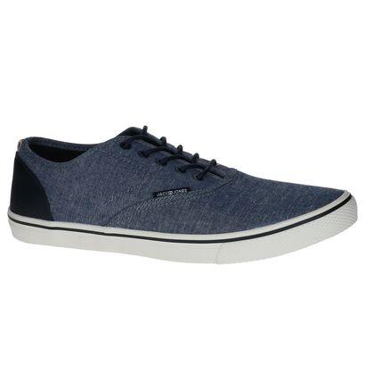 Blauwe Sneakers Jack & Jones Heath , Blauw, pdp
