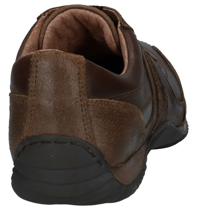 Australian Chaussures basses en Noir en cuir (251254)