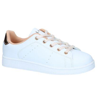 Witte Sneakers Milo & Mila By Torfs in imitatieleer (219820)