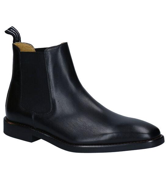 Steptronic Mayfair Zwarte Chelsea Boots