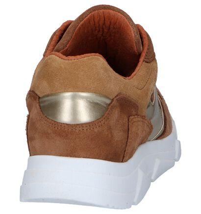 Tango Chaussures à lacets en Cognac en daim (259300)