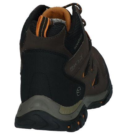 Regatta Holcombe Chaussures de Randonnée en Marron, Marron, pdp