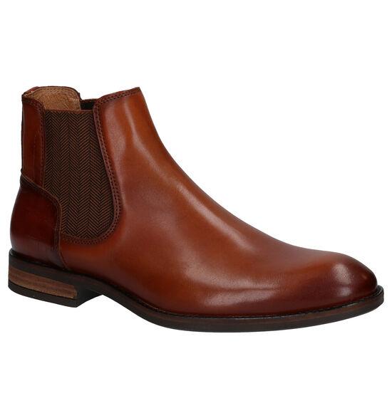 Scapa Chelsea Boots en Cognac