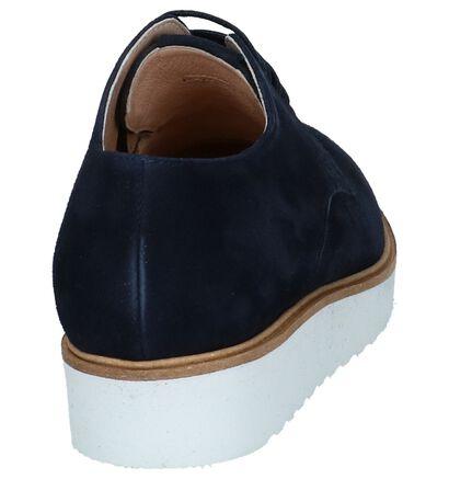 Brax Chaussures à lacets  (Bleu foncé), Bleu, pdp