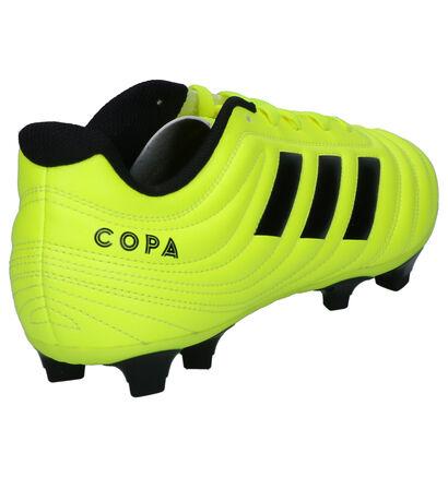 adidas Copa Gele Voetbalschoenen in kunstleer (252941)