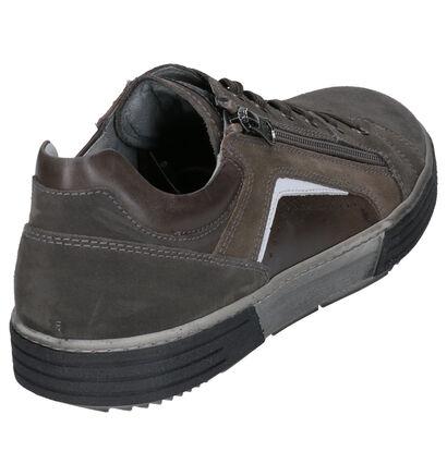 NeroGiardini Chaussures basses en Gris foncé en daim (259928)