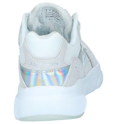 Zwarte Sneakers Skechers Meridian, Wit, pdp