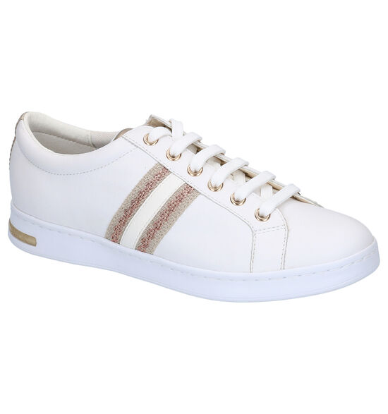 Geox Jaysen Witte Sneakers
