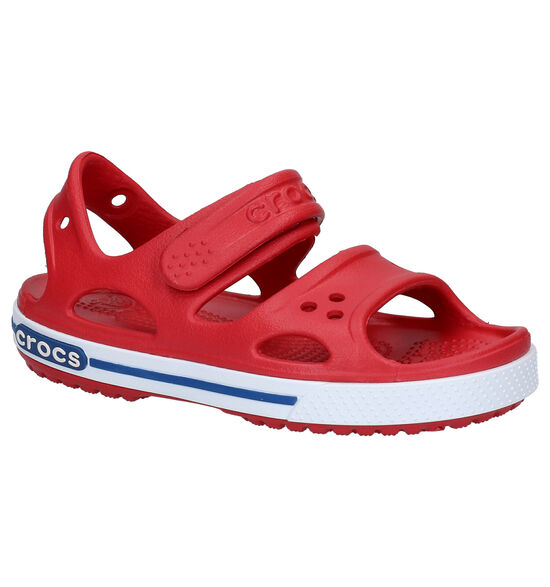 Crocs Crocband Rode Watersandalen